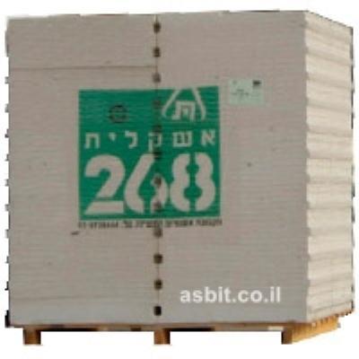 אשקלית בניה קוב    אורך 60 גובה 25 עובי 20