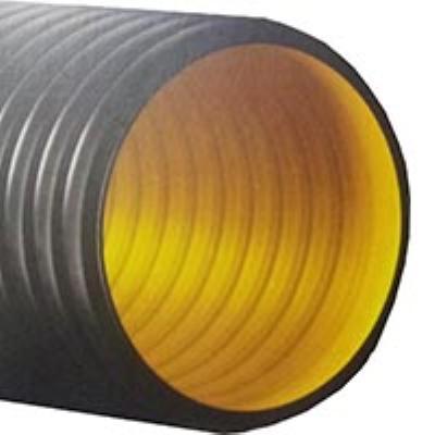 """צינור קזפלקס קוטר 40 ס""""מ אורך 6 מטר + שרוול גאוטכני - מ.נ  כולל מצמד """"מופה"""""""