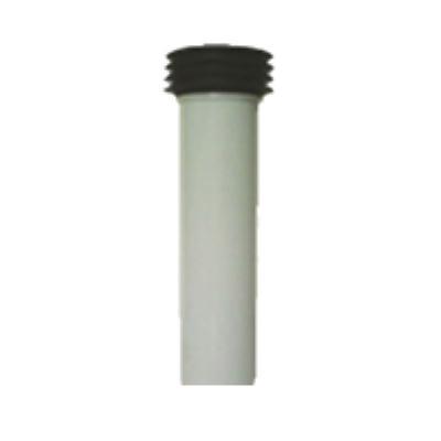 מאריך לאסלה תלויה קצר לבן כניסת מים