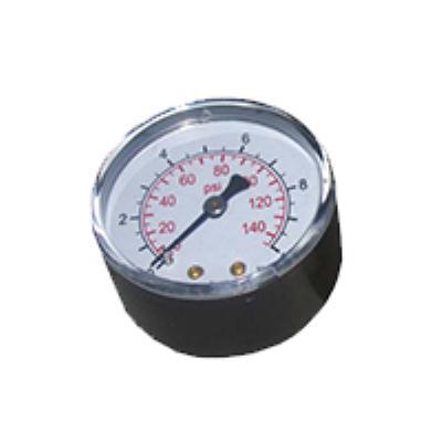 שעון לחץ מים מנומטר הברגה תחתונה