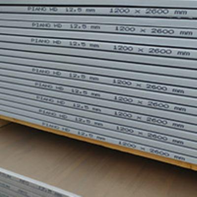 גבס לוח אקוסטי פיאנו  2.60 מטר  אורבונד
