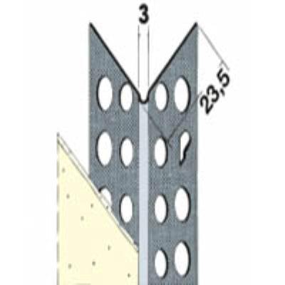 פינה קבועה לגבס 3.0 מטר PROTEKTOR   א.גול