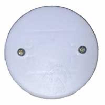 מכסה 55 תקן פלסטיק לקופסת חשמל