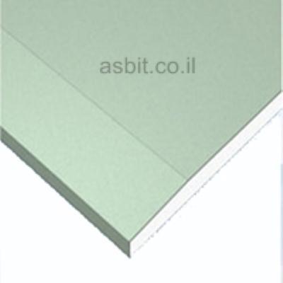 גבס לוח ירוק 2.60 מטר  אורבונד