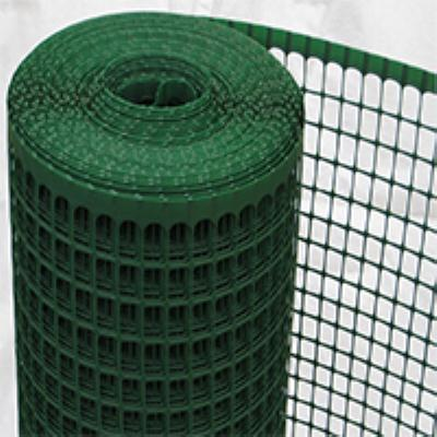 """רשת אוטופלסט ירוקה גובה 1 מטר חור 20 מ""""מ - מ.א"""