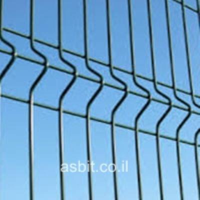גדר בטחונית 50/150  3.20 * 2.00 מטר