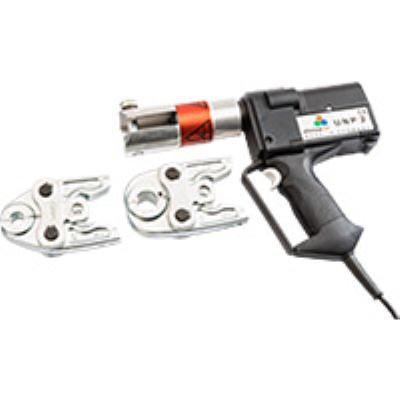 """מכשיר לחיצה SP חשמלי עד 32 מ""""מ KLAUKE"""