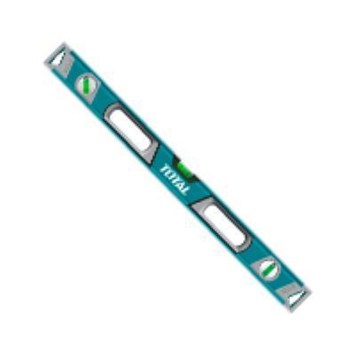 """פלס אלומיניום 150 ס""""מ מקצועי מחוזק TOTAL TMT21506"""