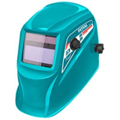 מסכת ריתוך אלקטרונית כולל בורר 1/25000 TOTAL TSP9103