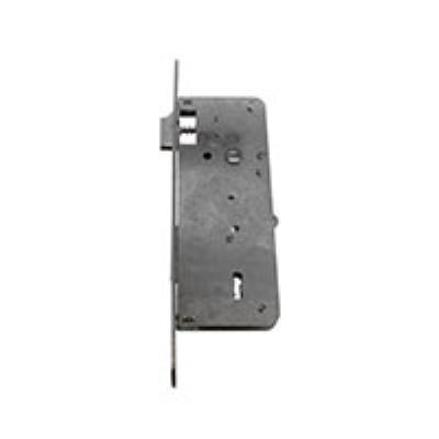 מנעול דלת מפתח פלד חזית עגולה