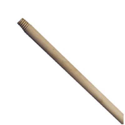 מקל עץ בוק איכותי 1.50 מ.א הברגה
