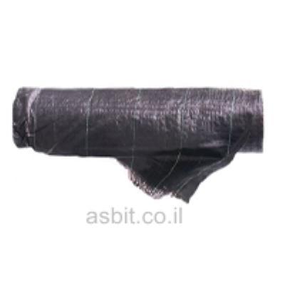 בד אגריפל שחור רוחב 1.0 מטר  חב