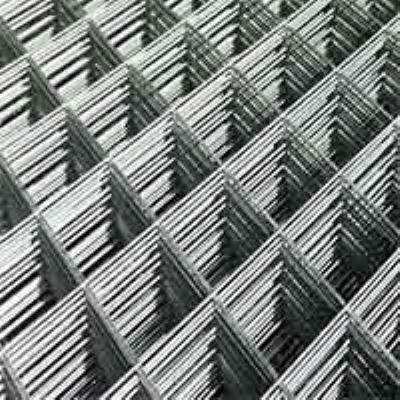 רשת ברזל עובי 6.0 משבצות  20*20  אורך 2.5 מטר רוחב 2 מטר