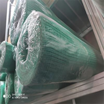 רשת טיח  70 גרם  5.0  ר 100 ירוק  50 מטר