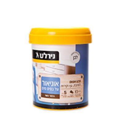 אוניאור ב.מים  3/4 ליטר משי לבן  נירלט