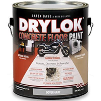 צבע DRYLOK לבטון בסיס לבן גלון סאן דק