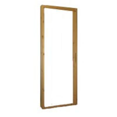 משקוף דלת עץ אורן 60/10 שמאל