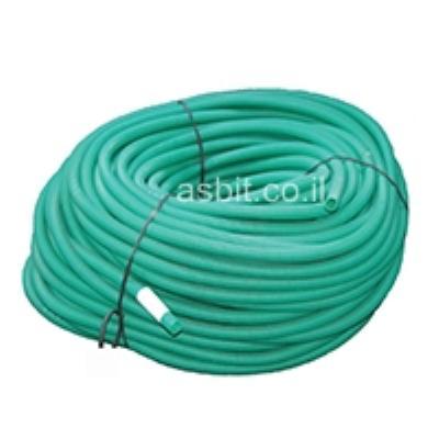 צינור שרשורי 25 ירוק  חב