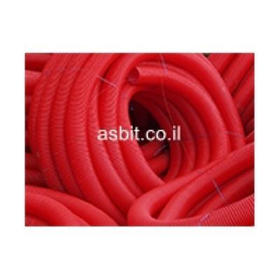 צינור קוברה  50 אדום/שחור (מגנום) חב