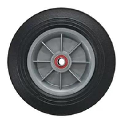 """גלגל """"8 שחור קוטר פנימי 17 מ""""מ"""