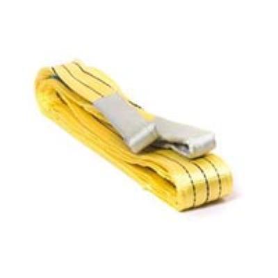 רצועה 3 טון 1 מטר צהובה