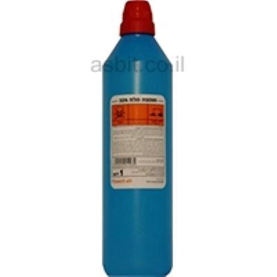 חומצת מלח 32% בקבוק 1 ליטר שמר