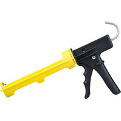 אקדח סיליקון DRIPLESS צהוב שחור סאן דק