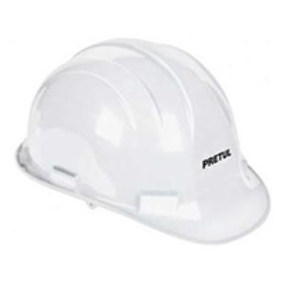 כובע מגן לבן TRUPER PRETUL