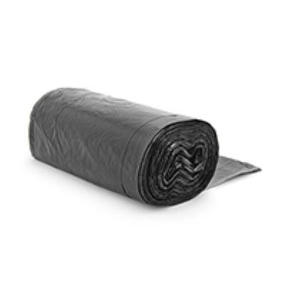 גליל שקיות אשפה ניילון שחור/ירוק 85 * 75 25 יח